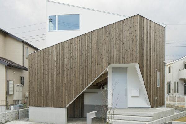 puzzle-like house
