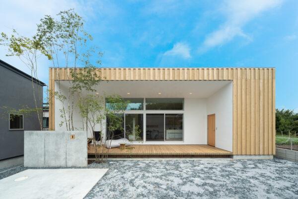 「大きな軒下のある家」モデルハウス公開のお知らせ